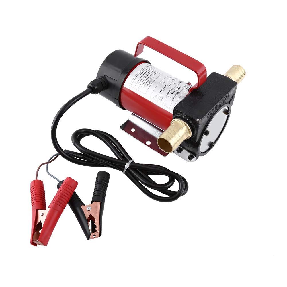 Cocoarm 12 V 40L/min 160 W Diesel Pompa Estrattore di Olio DC Monodirezionali Pompa dell' olio Elettrica Pompa Gasolio Pompa Carburante per Carichi Pesanti Veicolo Camion Wizerry