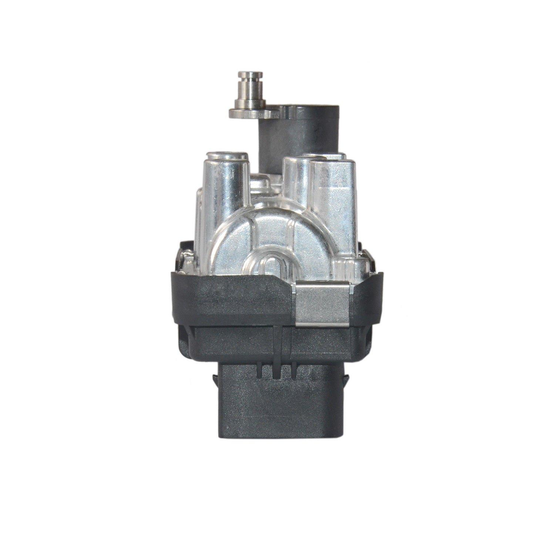 Turbo actuador eléctrico 6NW008412 G-221 G-139 G-149: Amazon.es: Coche y moto