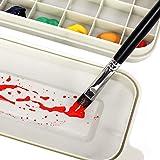 Looneng Multifunction Brush Basin, Paint Brush Tub