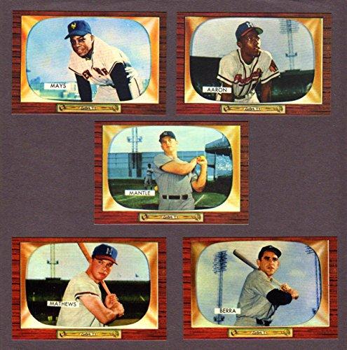 2006 Bowman Heritage Baseball - 2