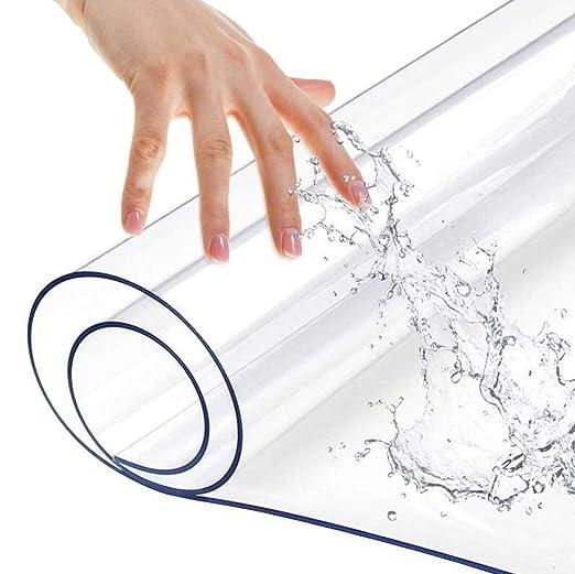 Protector para mesa Espesor1,5 Mm Borrar La Tabla De PVC Protector ...