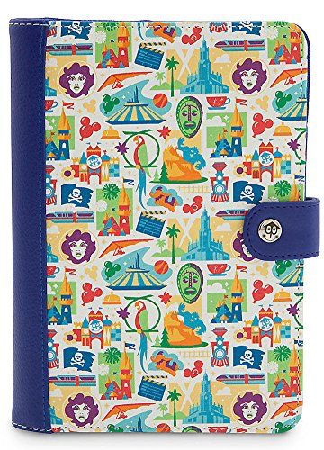 Disney Electronic Reader Case Disney Parks Resort Icons by Disney
