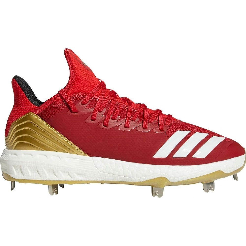 (アディダス) adidas メンズ 野球 シューズ靴 Icon 4 Metal Baseball Cleats [並行輸入品] B07C7Q3FS3 9.5-Medium