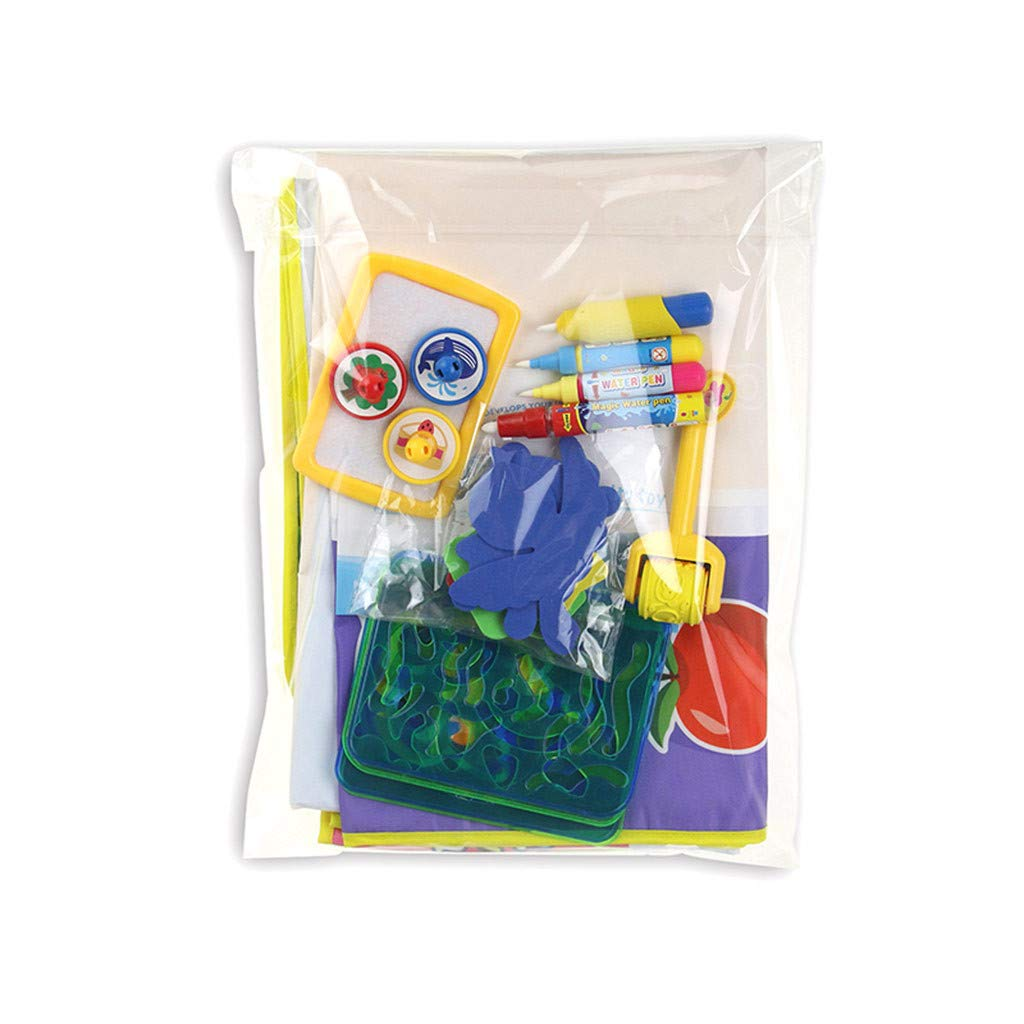 Elevin(TM) Magic Water Scribble Book Painting Clipboard Children's Birthday Gift Toy