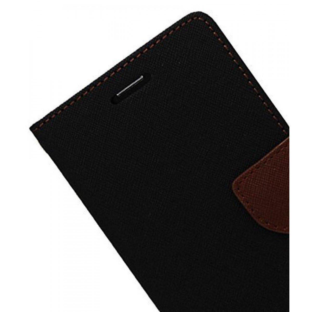 Mobile Life Mercury Flip Wallet Diary Card Case Cover Goospery Samsung Galaxy Core 2 Canvas Blue Electronics