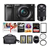 Sony a6000 Mirrorless Camera with 16-50mm and