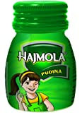 Dabur Hajmola Digestive Tablets, Pudina - 120 Tablets (Bottle)