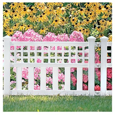 Suncast Grand View Fence
