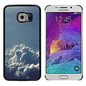 Dragon Case - FOR Samsung Galaxy S6 EDGE - Lighten up your world - Caja protectora de pl??stico duro de la cubierta Dise?¡Ào Slim Fit