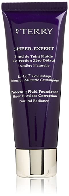 722fb411639d Amazon.com: By Terry Sheer Expert Fluid Foundation - 9 - Honey Beige ...