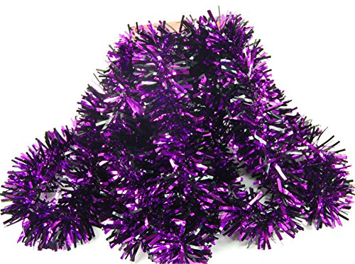 Fix Find Elegant Hanging Tinsel Garland - Halloween
