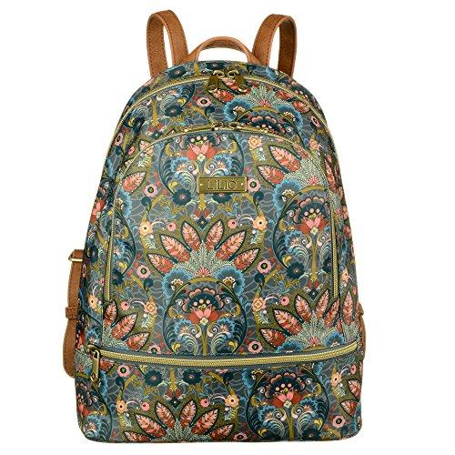 LiLiÓ Amsterdam Handtasche M Backpack Stone