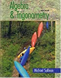 img - for Algebra and Trigonometry, 5th Edition, Hardcover - by Michael Sullivan, and, Student Solutions Manual for Algebra and Trigonometry, 5th Edition, Paperback - by Katy Murphy, Michael Sullivan III, and Michael Sullivan (Set of 2 Books book / textbook / text book