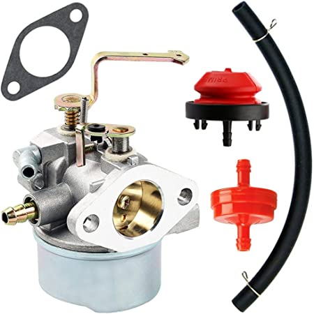Tecumseh 640260A 640260B Carburetor Replacement HM80 HM90 With Gasket