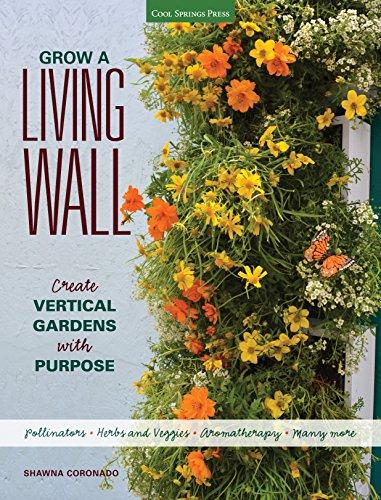Cheap  Grow a Living Wall: Create Vertical Gardens with Purpose: Pollinators - Herbs..