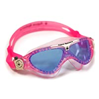Aqua Sphere Kid's Vista Junior Boy's and Girl's Swimming Goggle, Mask
