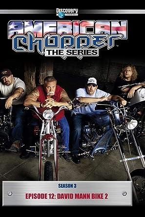 amazon com american chopper season 3 episode 12 david mann bike