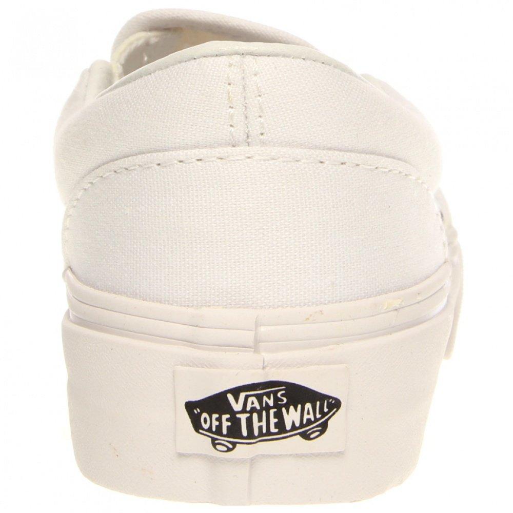 Vans Classic Slip on Bambino Bianco Scarpe ginnastica uovo