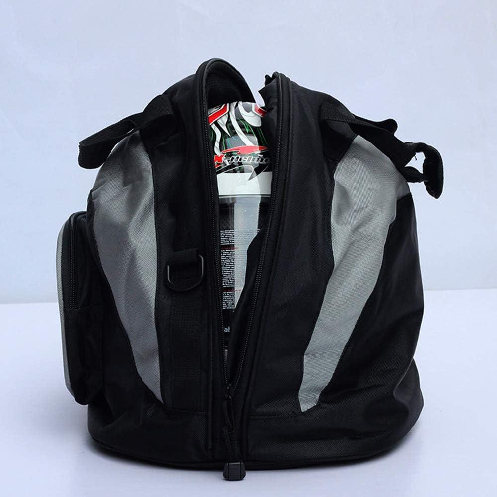 AKDSteel Motorcycle Helmet Bag Motocross Equipment Large Capacity Motorcycle Tail Bag Waterproof Travel Bag for auto