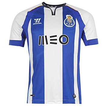 cheap for discount 23111 bf36d Warrior Official FC Porto Jersey 2014 2015 white Size M
