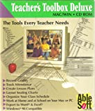 TEACHER'S TOOLBOX DELUXE