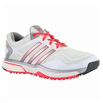 Adidas Ladies Adipower Sport Boost Golf Shoes 2015 Ladies White/Silver 5.5 Regular Fit Ladies White/Silver 5.5 Regular Fit T4idzpnns3