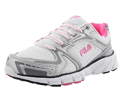 f10cd35894d7 FILA KIDS APPROACH WHITE SUGAR PLUM SIZE 1