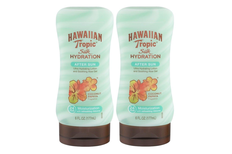 Hawaiian Tropic Silk Hydration After Sun Lotion 6oz