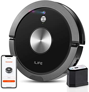 ILIFE A9 Wi-Fi Connected Smart Robot Vacuum Cleaner
