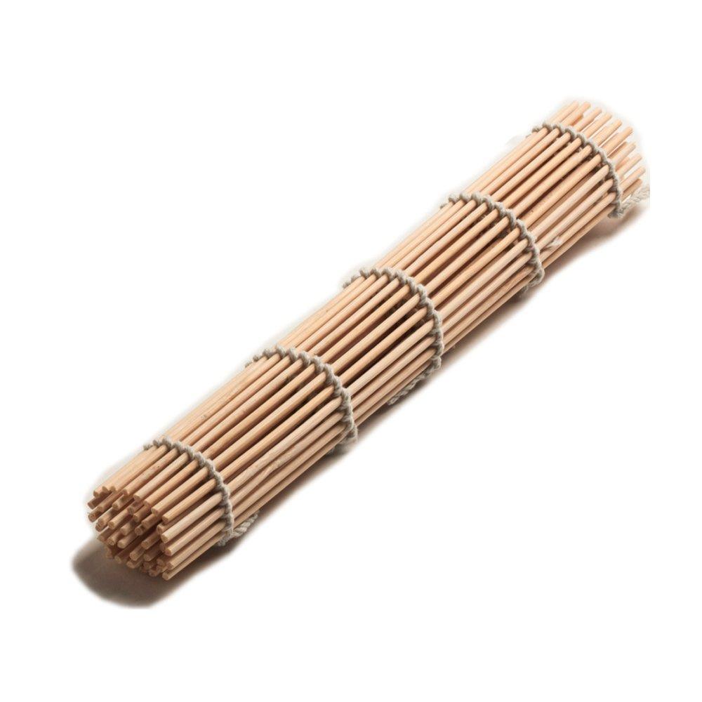 Tappetino per sushi in bambù - per arrotolare sushi, California Rolls e così via