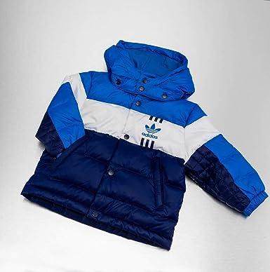 Adidas Kinderjackewinterjacke Id Unisex 96 Originals Blue OXZPkiu