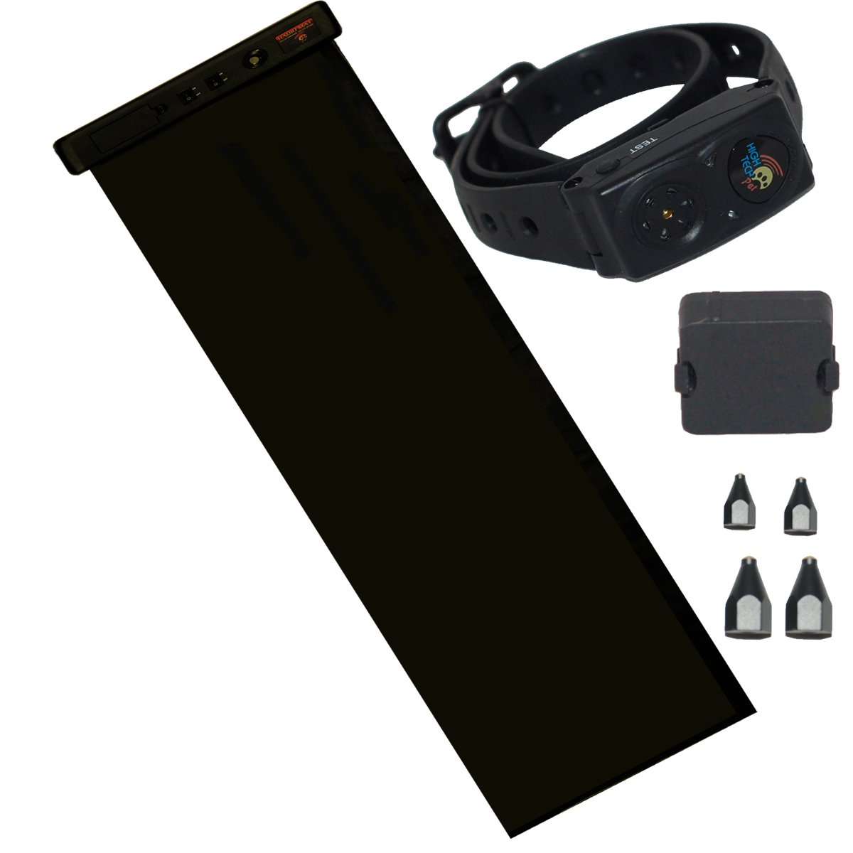High Tech Pet Radio Mat Pet Deterrent Kit RM-1 by High Tech Pet