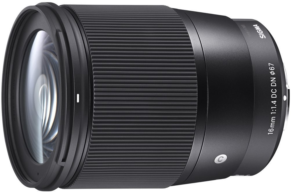 Sigma 16mm F/1.4 DC DN Contemporary Lens for Sony E by Sigma