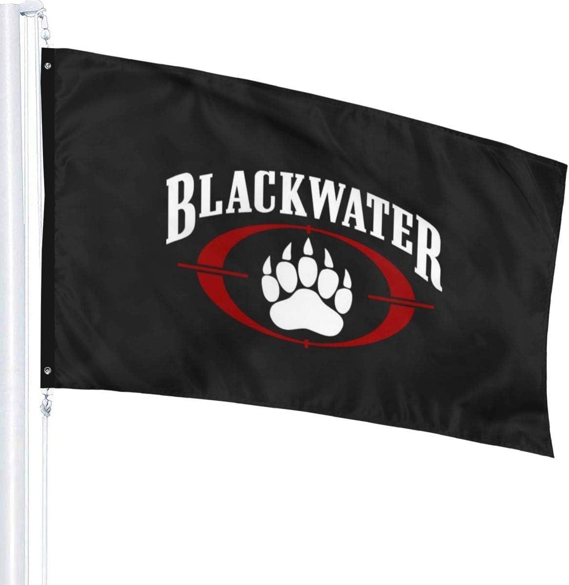 N//D Blackwater Armee-Flagge 91 x 152 cm lang/ärmelig
