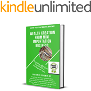 Wealth creation from mini importation