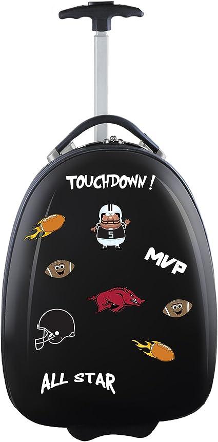 Mojo Licensing NCAA Alabama Crimson Tide Kids Lil Adventurer Luggage Pod