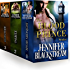 The Blood Prince Series, Books 1-3: Before Midnight, One Bite, and Golden Stair