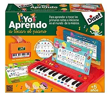 Diset Yo Aprendo A Tocar El Piano