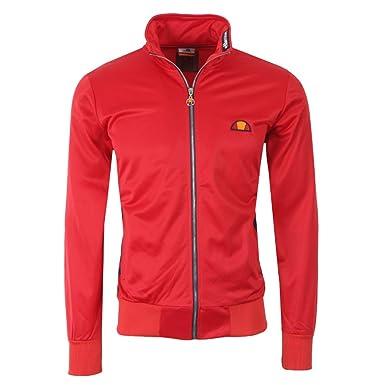 ellesse - Chándal - para hombre rojo Racing Red XS: Amazon.es ...