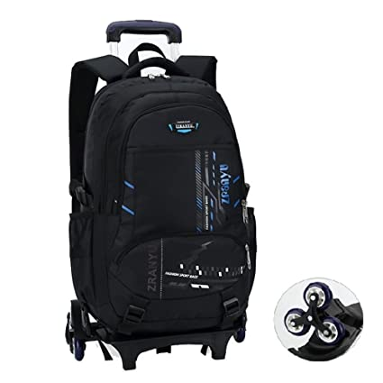 0f9c787c32 Amazon.com  Backpack HIGOGOGO Rolling for Kids