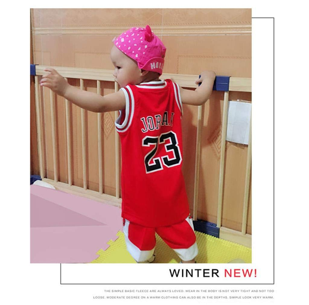 Conjunto Infantil De Niños del Equipo Juvenil De La NBA ...