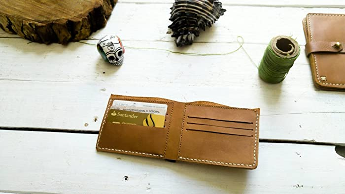 Camel wallet | mens wallet | Gift | without logo| father | boyfriend | card
