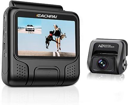 Eachpai E100 Pro Type Uhd Car Camera Front And Rear Elektronik