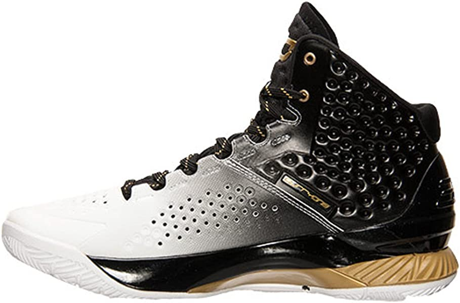 low priced 806bc 1d657 Curry 1 One MVP. Under Armour ...