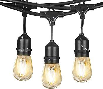 Ledera 48-Foot LED String Lights