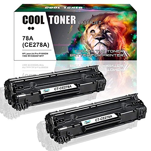 Cool Toner Compatible for HP 78A CE278A P1606DN Toner Cartri