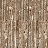 Beistle 52041 Barn Siding Backdrop Party Accessory, 4-Feet by 30-Feet