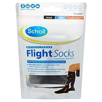 9ae09166943 Scholl Flight Socks 1 Pair Shoe - Sizes 6 1 2-9