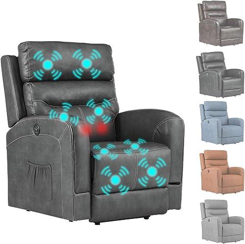 Massage Recliner Chair Sofa