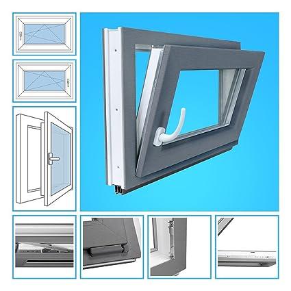 san francisco 8895b 733a1 Cellar Window Plastic Double Glazing Windows and LxB 75x55 ...